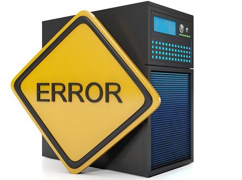 server-failure