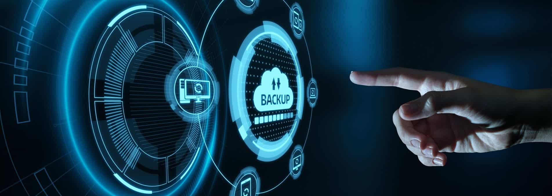 Data Backup as a service for SMBs