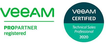 Pacific Infotech is Veeam Pro-Partner Registered